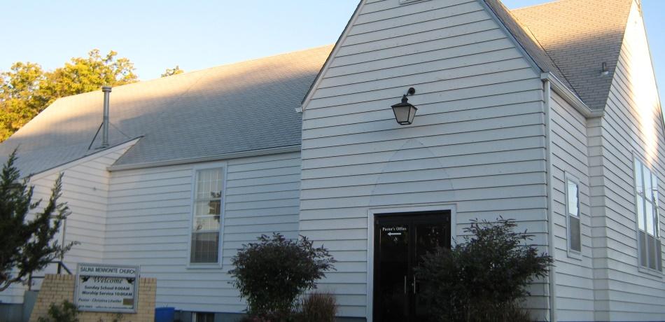Salina Mennonite Church building